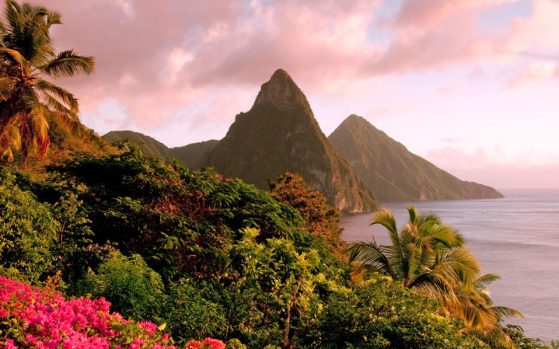 A Chocolate Spa Immersion in St. Lucia