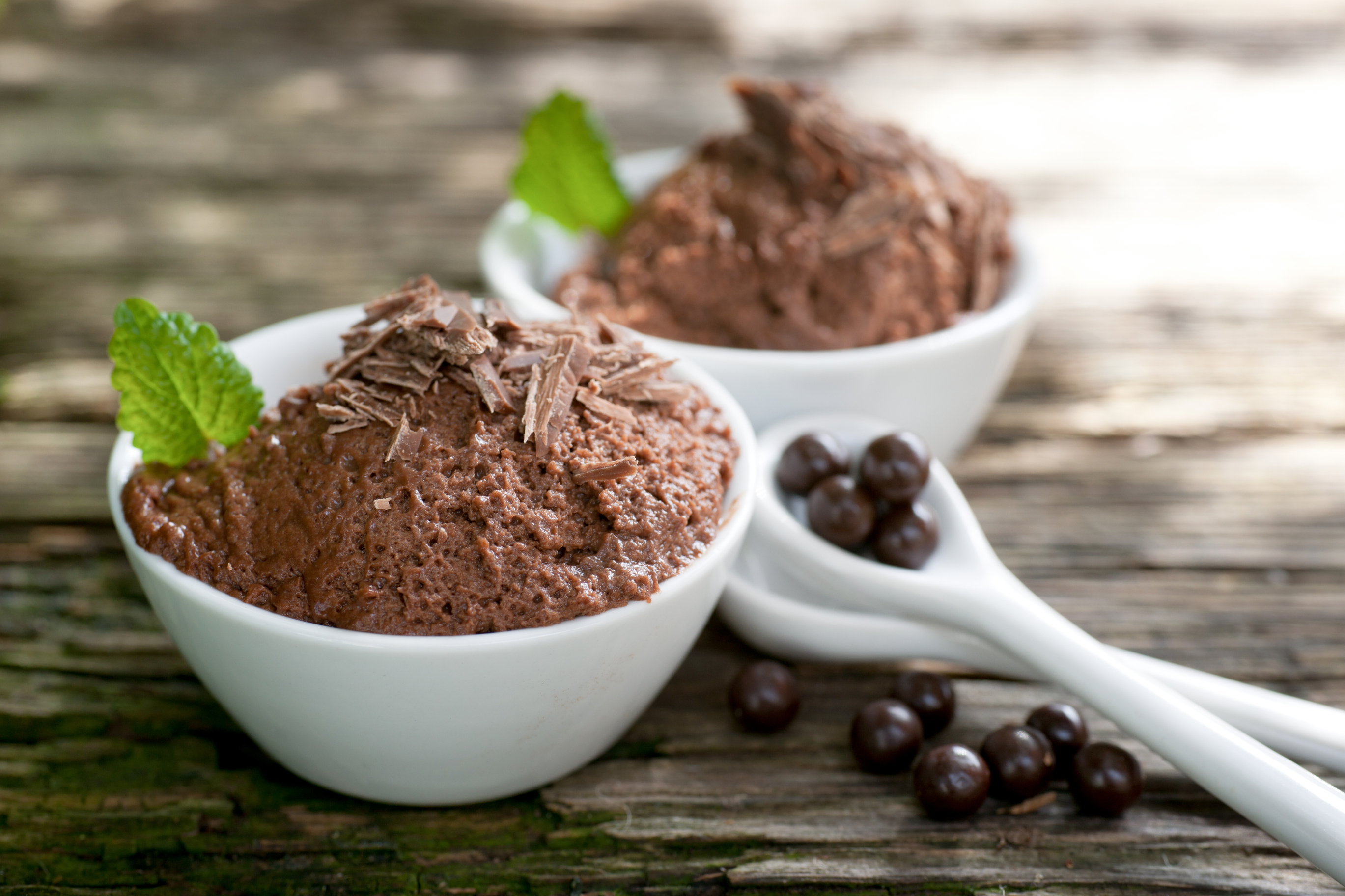 Chocolate Mousse Caribbean