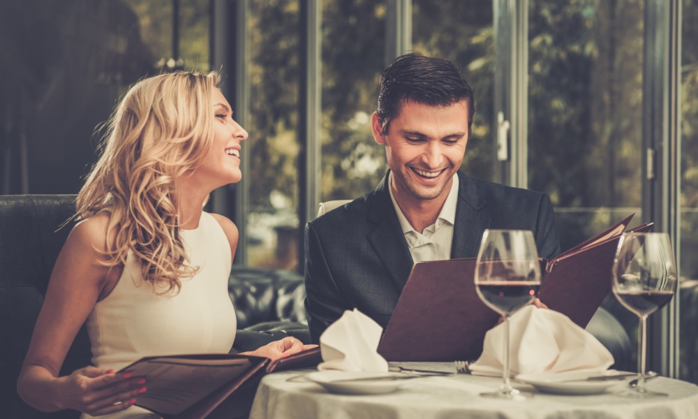 Last Minute Romantic Getaways Dining Five Star