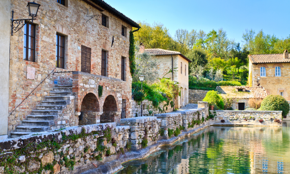 Thermal Spas of Italy - Villa Traveler
